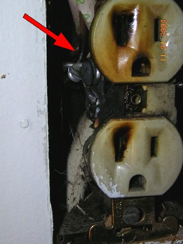 Scorched Outlet